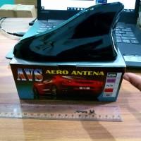 Antena Sirip Hiu HITAM AVS Aero Variasi