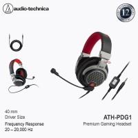 Audio Technica ATH-PDG1 Open-Air Premium Gaming Headset