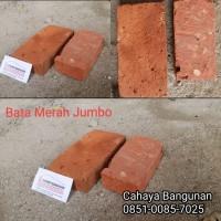 Batu Bata Merah Jumbo Besar Bangunan Rumah Material 1 Truck GRADE A
