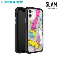 Case iPhone 11 LifeProof SLAM Pop Art - Clear