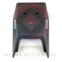 Aksesoris Motor Terlaris Fender Undertail MHR R15 V3 VVA - Hitam Doff