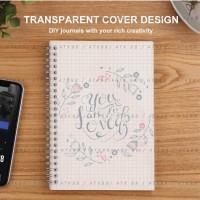 Notebook Ring B5 - GRID/KOTAK