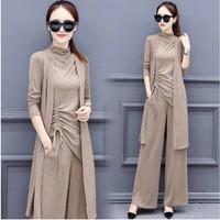 Model Baju Setelan Celana Wanita Remaja Terbaru Kekinian F monica set