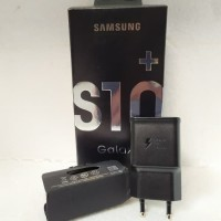 CHARGER SAMSUNG GALAXY S10 S10+ S9 M20 A50 FAST CHARGING ORIGINAL 100%