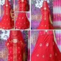 New Lehengga Baju India Lengkap LD 98 PR 95