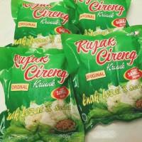 Rujak Cireng, cireng include bumbu rujak 500gr isi 20