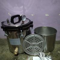 Autoclave 16 Liter / otoklaf / laboratorium / Autoclave Stainless