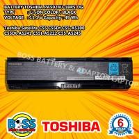 ORIGINAL Baterai Laptop Toshiba Satelite PA5024U-1BRS PABAS260 PA5024U