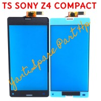 Touchscreen Sony Xperia Z4 Compact Z4 Mini Original Terlaris New - Hitam