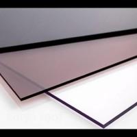 HOT SALE Atap Polycarbonate Solid SOLARFLAT 1.2mm Terjamin
