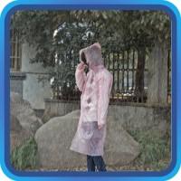 Raja - Jas Hujan Darurat / Baju Hujan Pakai Sekali / Jas Hujan Travel