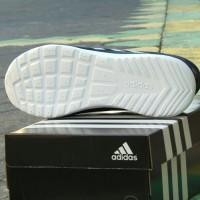 Sepatu Sport Adidas Cloudfoam Speed GRADE ORI /Hitam Black/Running