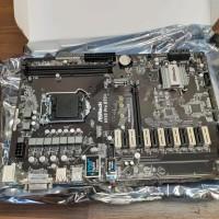 Motherboard Asrock H110 Pro BTC ATX untuk mining