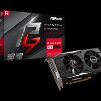 VGA Asrock Radeon RX570 4GB Phantom Gaming