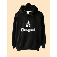 Jaket Hoodie PREMIUM Disney Land DisneyLand Classic