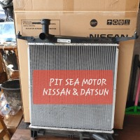 radiator datsun go original