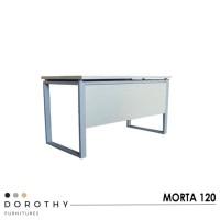 Meja kantor DOROTHY murah bergaransi tipe MORTA 160