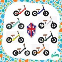 London Taxi - Balance Bike | Push Bike | Kick Bike | KickBike