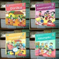 Buku SD Paket Kelas 1 Tema 1234