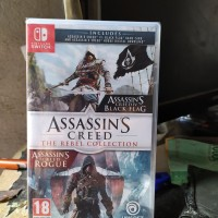 SWITCH ASSASIN CREED THE REBEL COLLECTION