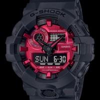 Jam Tangan Cassio G-Shock GA-700AR-1A Original