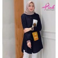 Civa Tunik Baju Atasan Wanita Tunik Remaja Terbaru Fashion Muslim