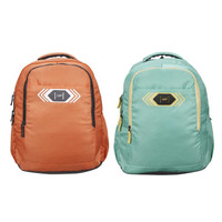 SKYBAGS FOOTLOOSE VIBER 02 TEAL & ORANGE - BELI 1 GRATIS 1