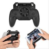 GamePad SR PUBG FF Kipas Power Bank Trigger Gamepad Gaming PUBG