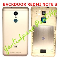 Backdoor Xiaomi Redmi Note 3 - Back Casing - Tutup Baterai - GOLD