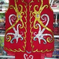Baju Adat Dayak Khas Kalimantan Wanita Dewasa collector