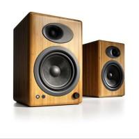 Audioengine A5 Plus bamboo - Active Desktop Speakers SSfx1133
