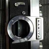 kamera analog film Mamiya jadul vintage antik lawas kuno rare langka k