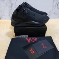 SEPATU ADIDAS Y-3 CHUNKY YOHJI YAMAMOTO ALL BLACK