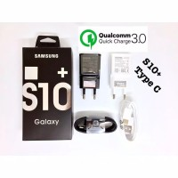 CHARGER SAMSUNG S10 PLUS TYPE-C [ QUICK CHARGE 3,0]