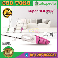 SUPER HOOVER TURBO Original BOLDe VACUUM CLEANER - VACUM NEW