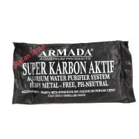 Armada Karbon Aktif Arang Aktif Media Filtrasi Aquarium 100 gram