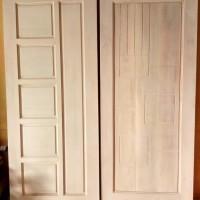 pintu kamar,kayu mahoni