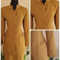 Baju Blazer Kerja Kantor Guru Wanita Pemda PNS Dinas