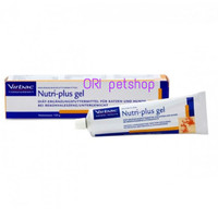 Nutriplus Gel /Nutri Plus Gel 120gr / Vitamin Suplemen Kucing dan Anji