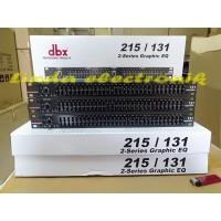 Equalizer DBX 215/131