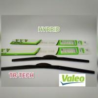 wiper valeo HYBRID mitsubishi XPANDER