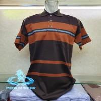 Kaos Kerah Salur XL / Poloshirt