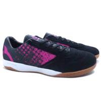 Sepatu Futsal Ortuseight Jogosala Avalanche (Black/Rhod Red/Gum)