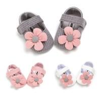 babygwen sepatu prewalker bayi perempuan bunga