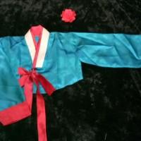 PROMO Hanbok korea anak perempuan baju tradisional korea atasan saja