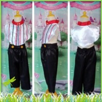PROMO Kostum Anak Laki - Laki Baju Tradisional Negara Belanda 2 - 12