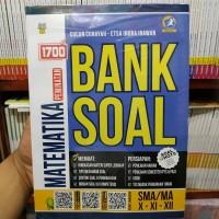 BUKU 1700 PLUS BANK SOAL MATEMATIKA PEMINATAN SMA MA