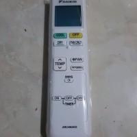 REMOTE REMOT AC DAIKIN ARC480A35 ORIGINAL ASLI TERLARIS