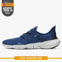 Sepatu Lari Nike Free RN 5.0 Coastal Blue Original AQ1289-403