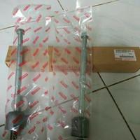Rack end long tie rod xenia 10 1000cc daihatsu genuine part sepasang